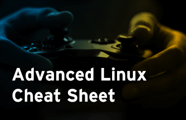Get the Advanced Linux Cheat Sheet.