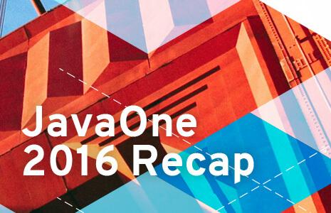 Java One recap.