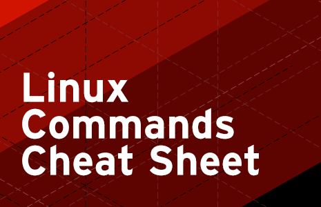Get the Linux commands cheat sheet