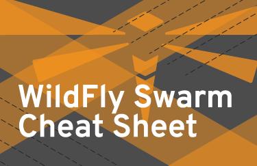 WildFly Swarm Cheat Sheet.