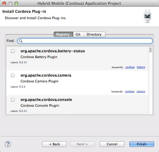 ticket monster tutorial gfx cordova choose to add plugins 4