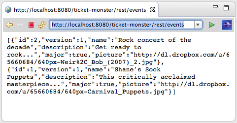 ticket monster tutorial gfx introduction json event results 4