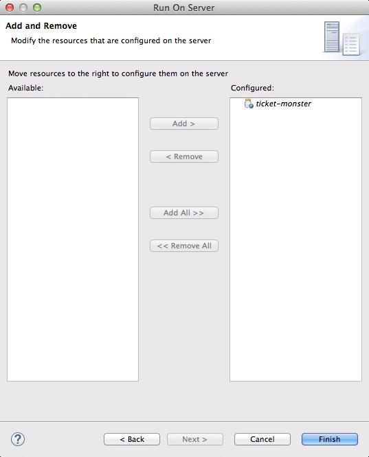 ticket monster tutorial gfx ticketmonster configured jboss eap 4