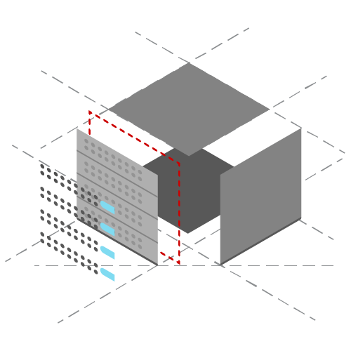 Virtual Stack Icon