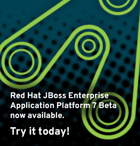 Red Hat JBoss EAP 7 Beta now available