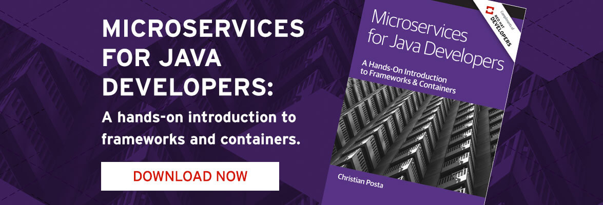Get a hands-on introduction to frameworks and container.