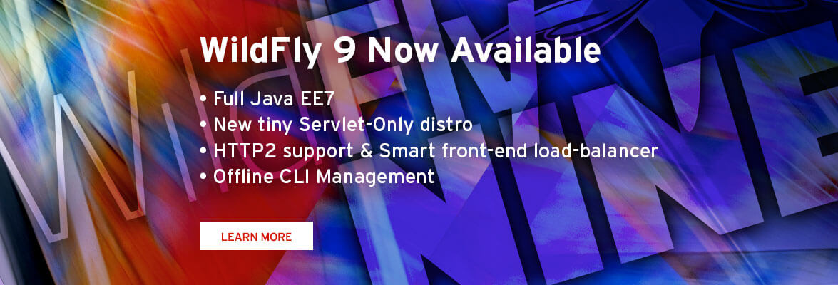 The WildFly 9 Final release is now available for download!